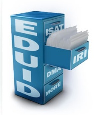 Image of a filing cabinet with EDUID boldly emblazoned on the side.